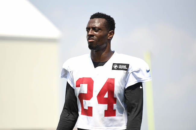 Eli Apple, New York Giants (August 7, 2018)