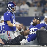 Jon Halapio Done for the Season; Giants-Cowboys Post-Mortem