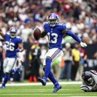 Odell Beckham Added to Injury Report; B.J. Goodson Questionable