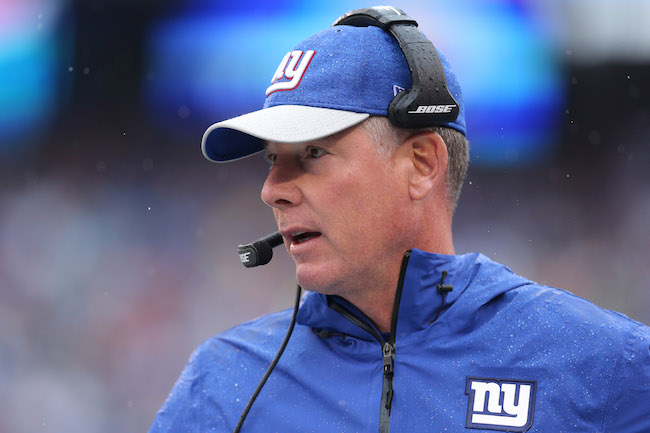 Pat Shurmur, New York Giants (September 9, 2018)