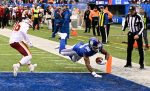 Game Review: Washington Redskins 20 - New York Giants 13
