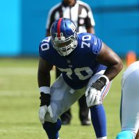 New York Giants Cut Patrick Omameh