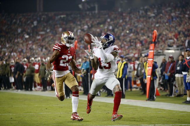 Game Review: New York Giants 27 - San Francisco 49ers 23