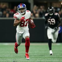 Giants Sign Sterling Shepard to 4-Year Contract Extension