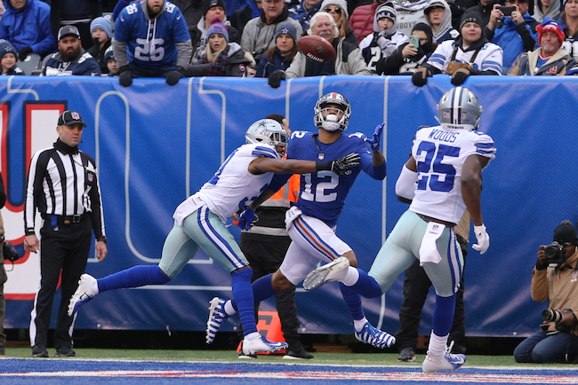 Game Review: Dallas Cowboys 36 - New York Giants 35