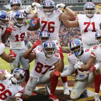 New York Giants 40 - Washington Redskins 16