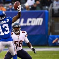 Five New York Giants Ruled Out of Sunday's Game
