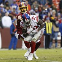 Giants Lose Deshea Townsend to Bears; Michael Thomas to Pro Bowl