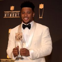 Awards Keep Rolling In For Saquon Barkley