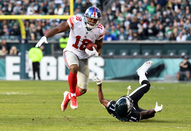 Giants Re-Sign Bennie Fowler, Tony Lippett, and Zak DeOssie