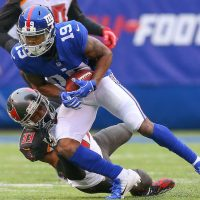 New York Giants Make Five Roster Moves