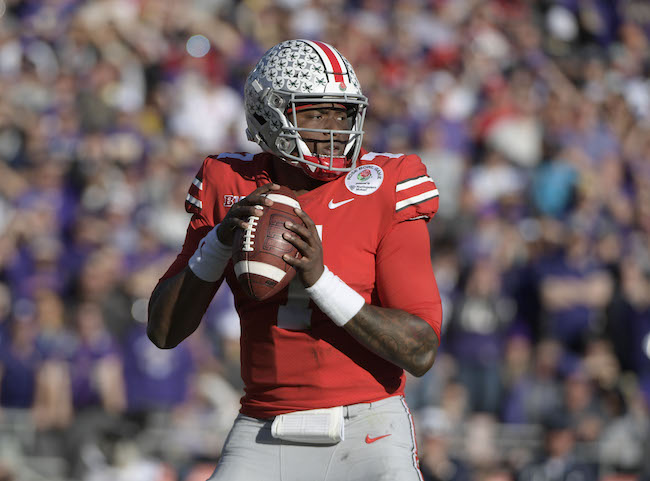 Dwayne Haskins, Ohio State Buckeyes (January 1, 2019)