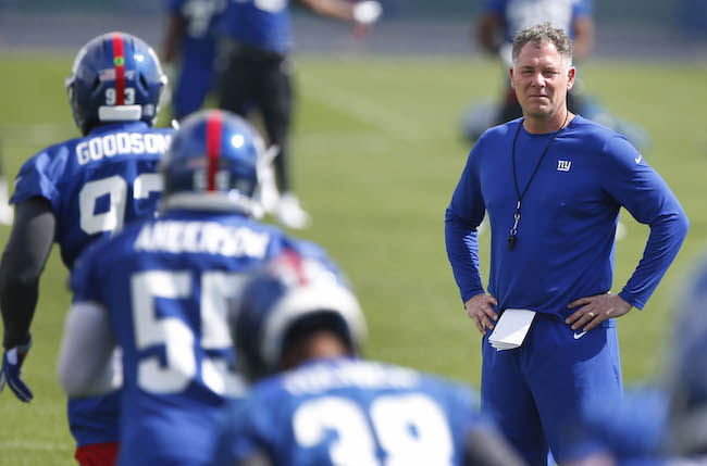 Pat Shurmur, New York Giants (May 20, 2019)