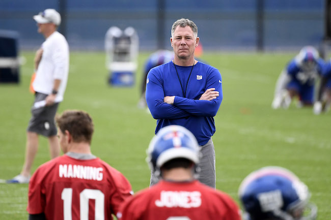 Pat Shurmur, New York Giants (June 5, 2019)