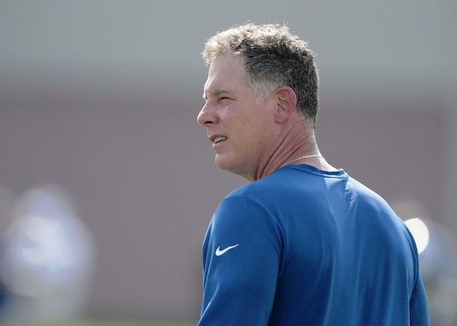 Pat Shurmur, New York Giants (July 25, 2019)