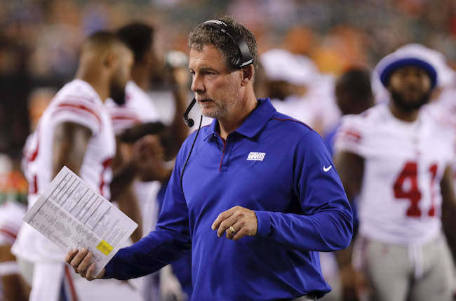 August 23, 2019 Pat Shurmur Conference Call