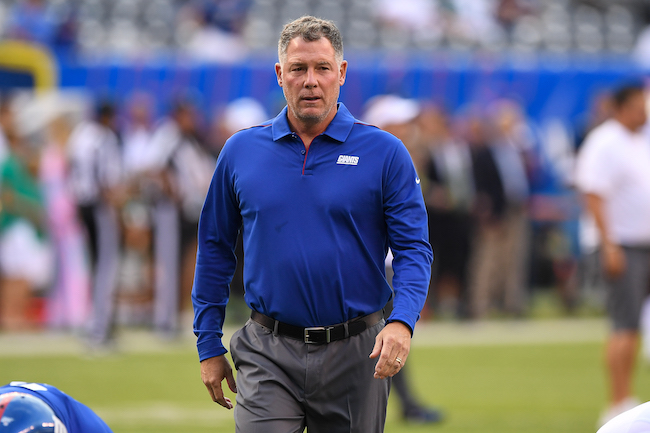 Pat Shurmur, New York Giants (August 8, 2019)