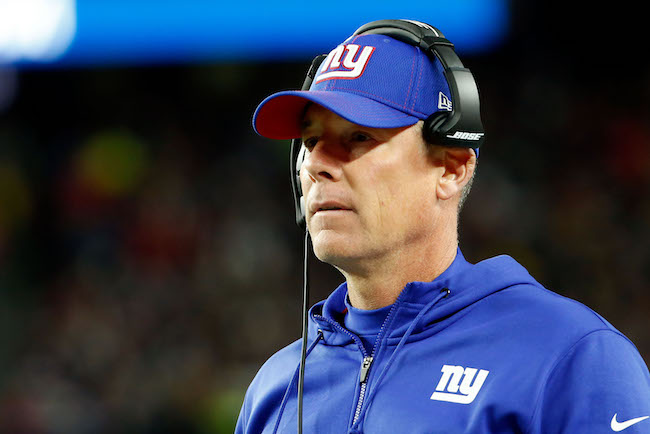 Pat Shurmur, New York Giants (October 10, 2019)