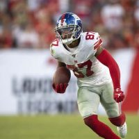 Sterling Shepard Out for a While with Second Concussion