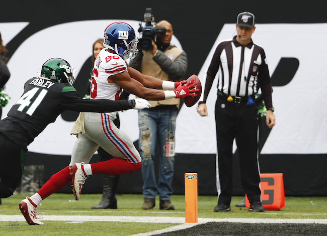 Game Review: New York Jets 34 - New York Giants 27