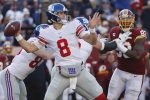 Game Review: New York  Giants 41 - Washington Redskins 35 (OT)