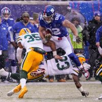 Golden Tate Cleared from Concussion Protocol; Coordinators Address Media
