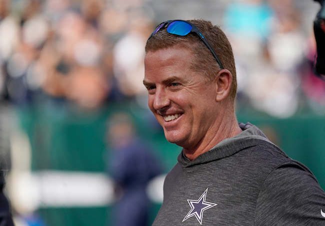 Jason Garrett, Dallas Cowboys (October 13, 2019)