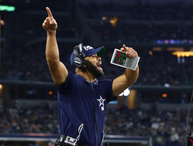 Kris Richard, Dallas Cowboys (October 20, 2019)