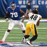Ankle Surgery for Andrew Thomas; Giants Sign Three More Players