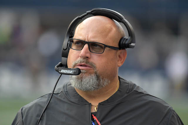Dave DeGuglielmo, Indianapolis Colts (August 9, 2018)