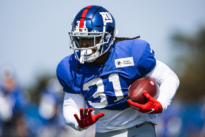 Devonta Freeman, New York Giants (September 23, 2020)
