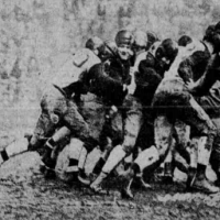 New York Giants at Frankford Yellow Jackets (1929)