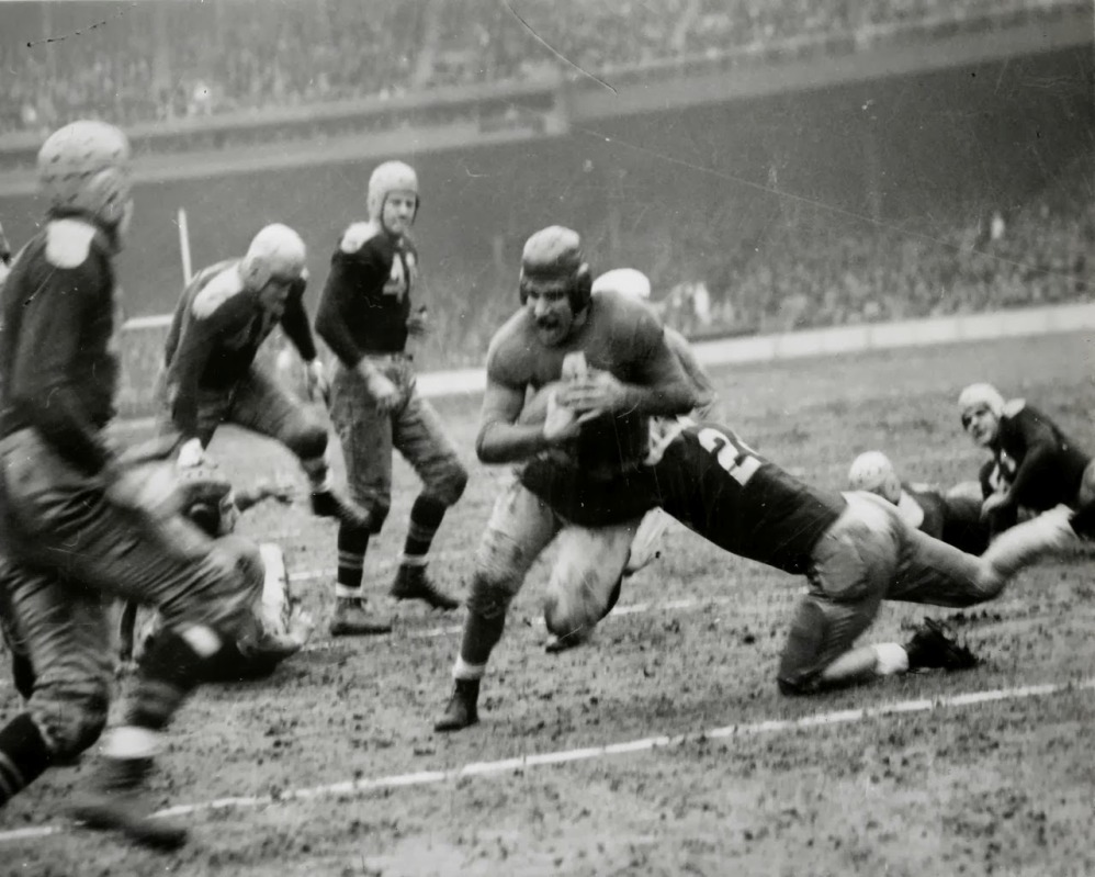 1938 NFL Championship Game, Green Bay Packers at New York Giants (December 11, 1938)