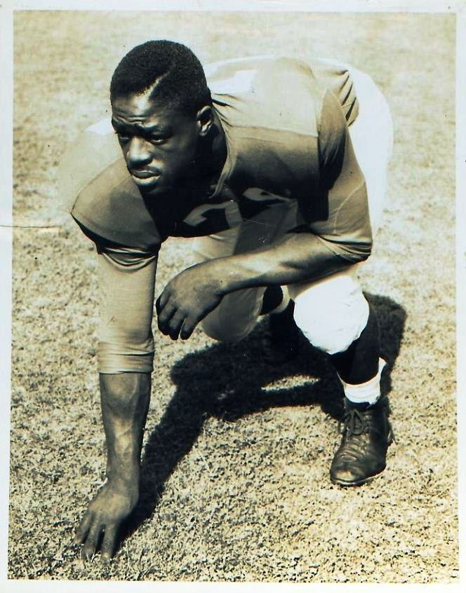 Roosevelt Brown. New York Giants (1953)