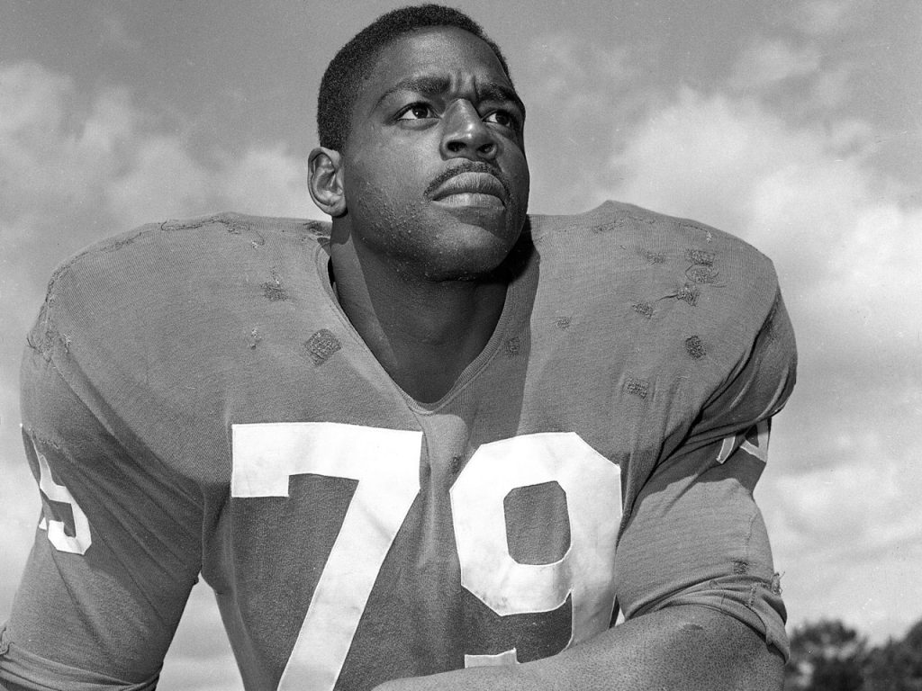Roosevelt Brown, New York Giants (1958)