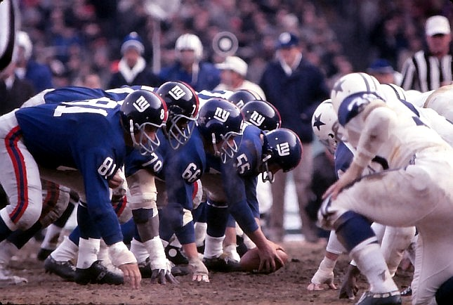 Dallas Cowboys at New York Giants, October 25, 2015