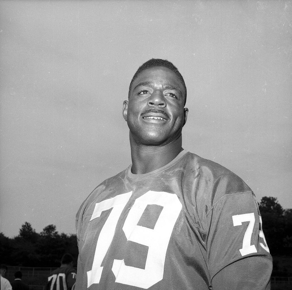 Roosevelt Brown, New York Giants (1962)