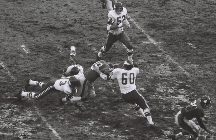 New York Giants - Minnesota Vikings (December 6, 1964)