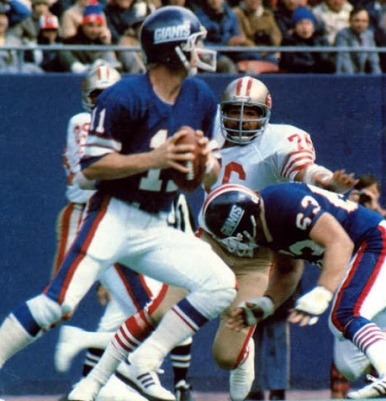 Phil Simms, New York Giants (October 14, 1979)