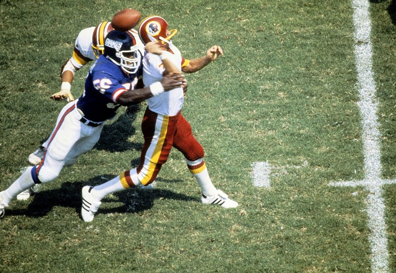 Lawrence Taylor, New York Giants (September 13, 1981)