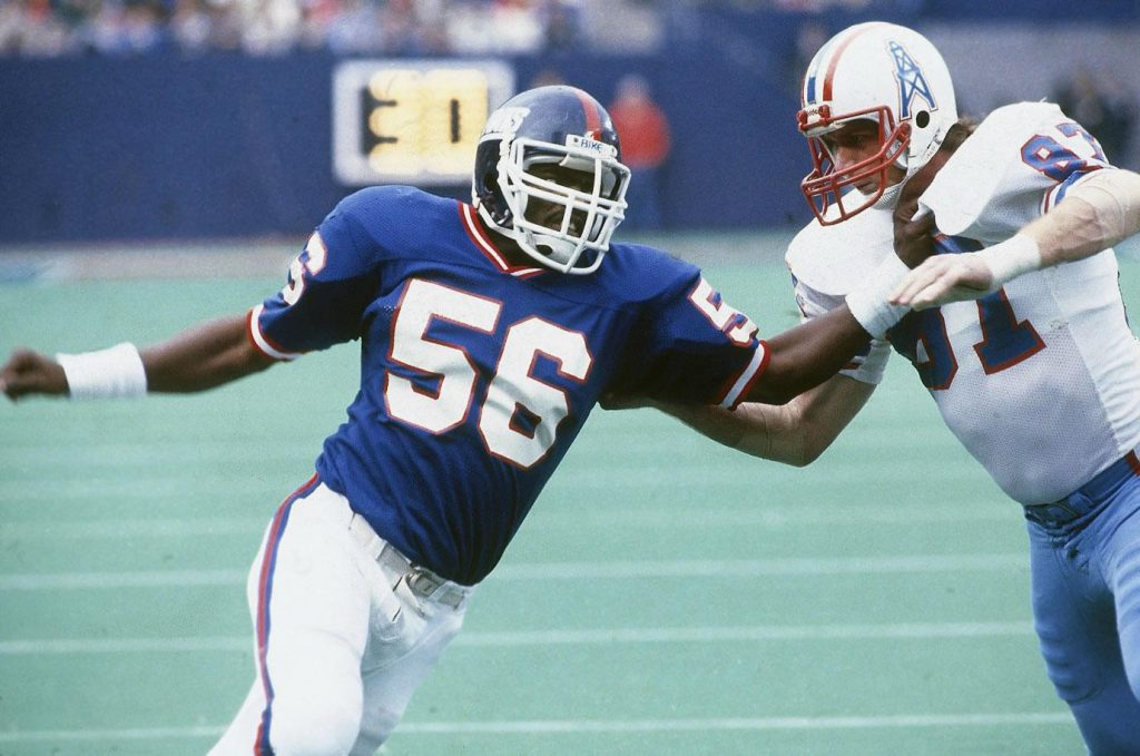 Lawrence Taylor, New York Giants (December 5, 1982)