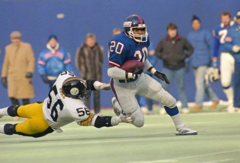 Joe Morris, New York Giants (December 21, 1985)