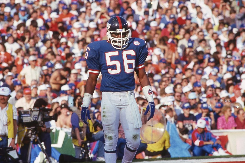 Lawrence Taylor, New York Giants (January 25, 1987)