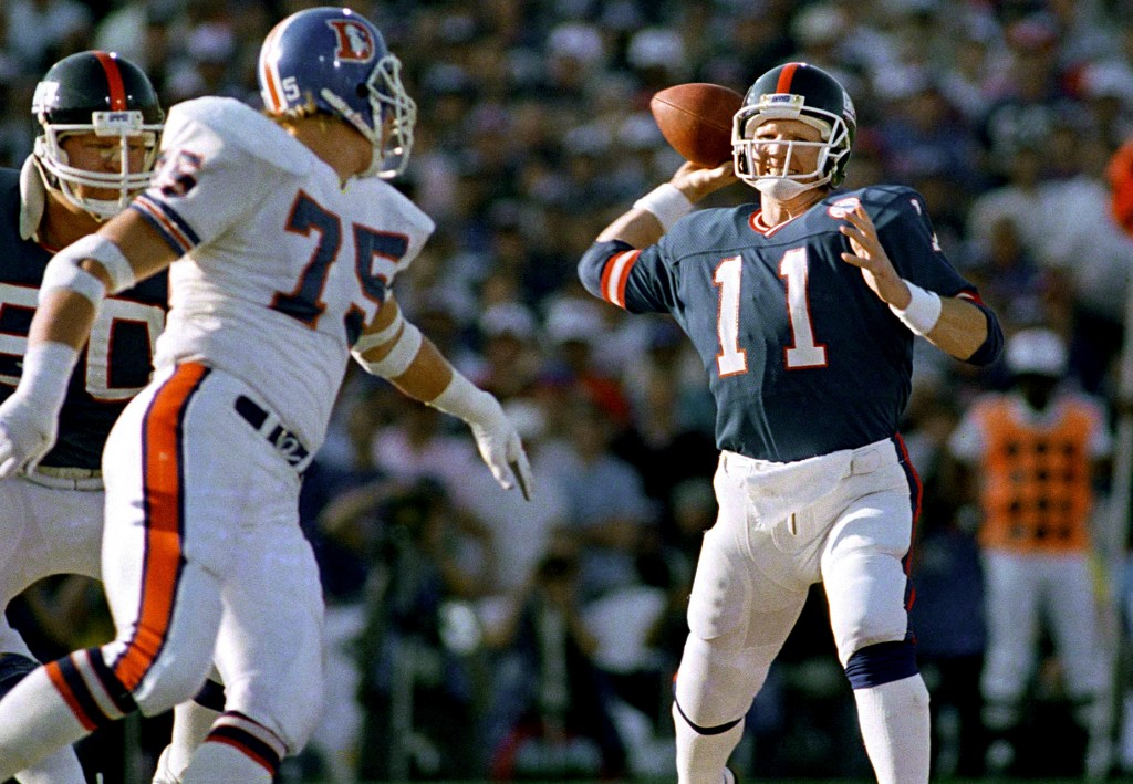 Phil Simms, New York Giants, Super Bowl XXI (January 25, 1987)