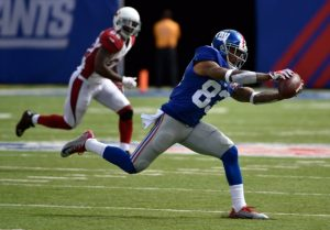 Preston Parker, New York Giants (September 14, 2014)