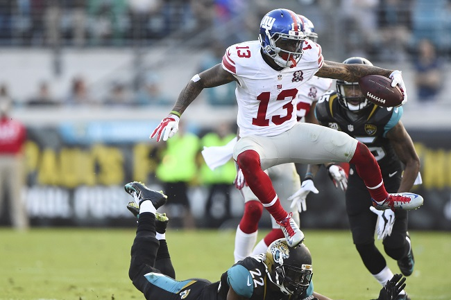 Odell Beckham, New York Giants (November 30, 2014)
