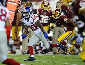 Prince Amukamara, New York Giants (September 25, 2014)