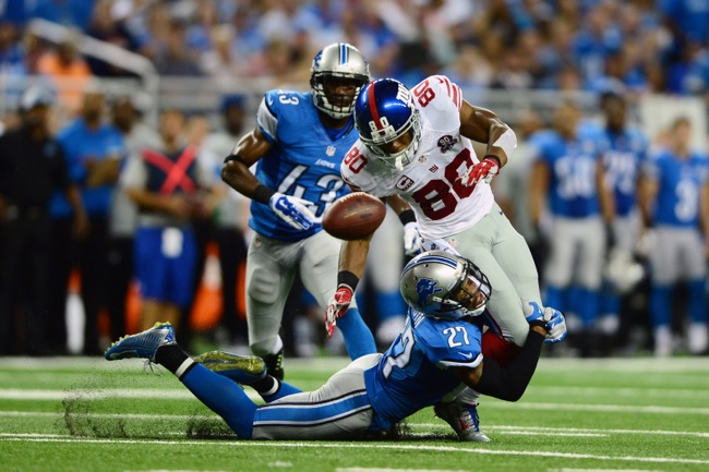 Victor Cruz, New York Giants (September 8, 2014)