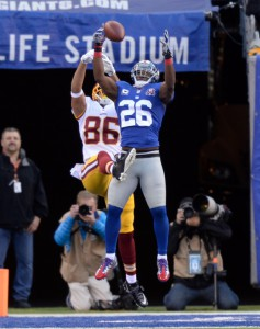 Antrel Rolle, New York Giants (December 14, 2014)