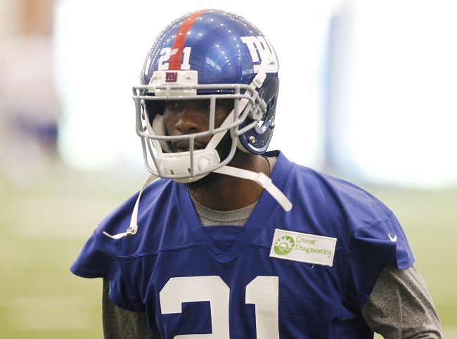 Dominique Rodgers-Cromartie, New York Giants (June 12, 2014)